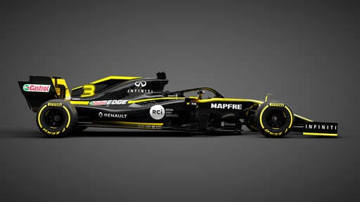 125213-Renault RS19 - Profile Right