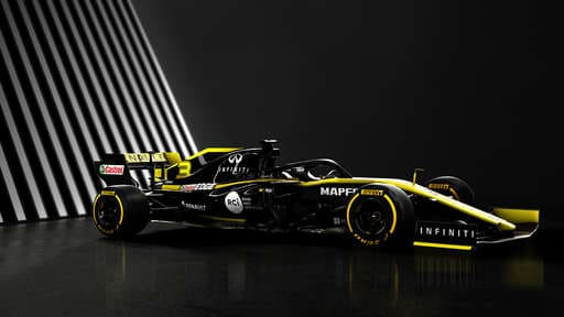 125214-Renault RS19 - Profile