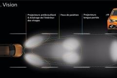 SCHEMA UTILISATION LED FLAGSHAPE R.S. VISION - VERSION FRANCAISE