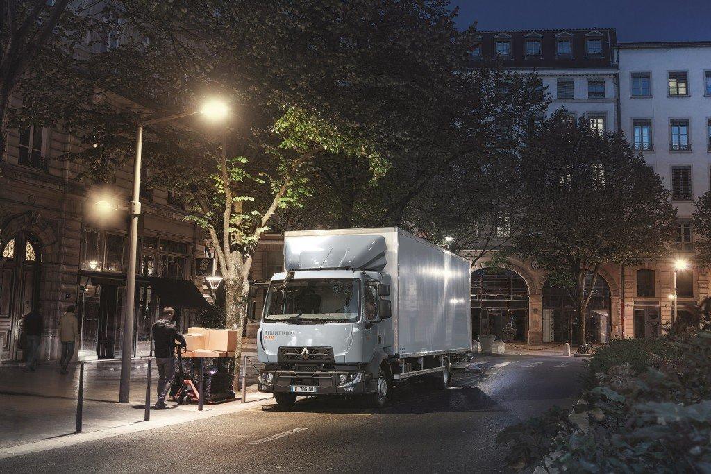 Renault Trucka D 2019: Reduziert den Kraftstoffverbrauch um 7 Prozent