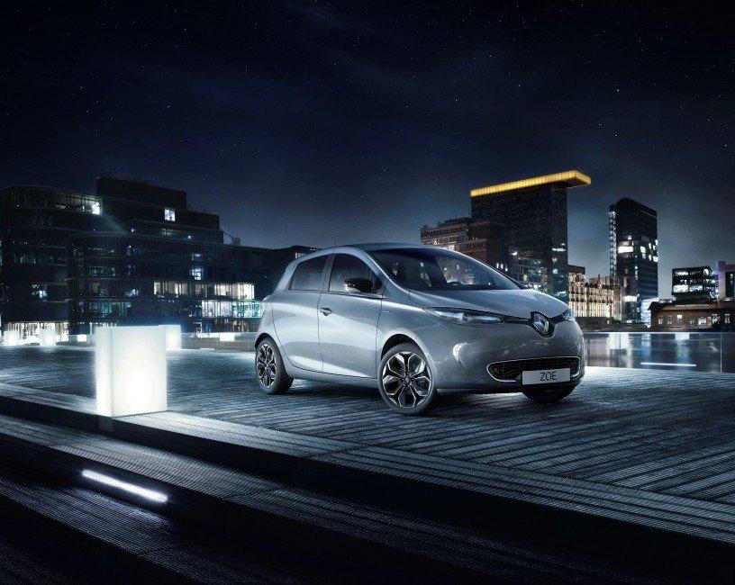 Meistgekauftes Elektroauto Der Schweiz 2018 Renault Zoe Startet