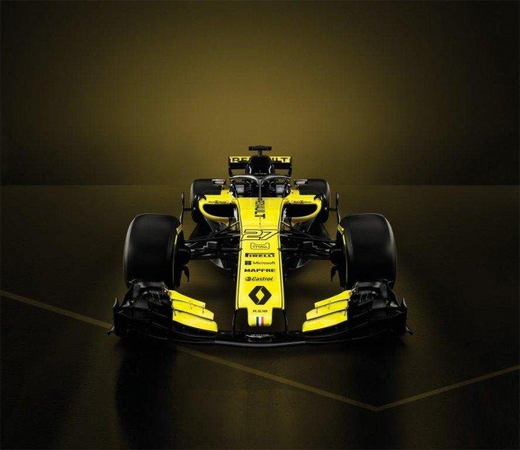 Formel 1 Saison 2018 Neuer Rs 18 Renault Club Schweiz